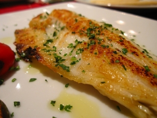 Olive Oil Baked Fish with Herbs