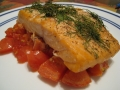Recipe for Roasted Salmon